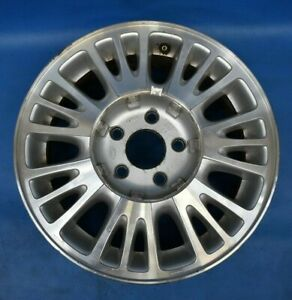 Mercury Cougar 1996 1997 Used Oem Wheel 15x6 5 Rim 15 Machined F6wz1007ac