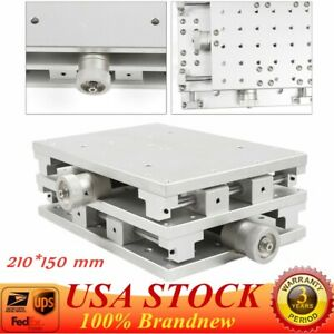 Laser Marking Machine Positioning Moving Work Table Workbench Worktable Xy Axis