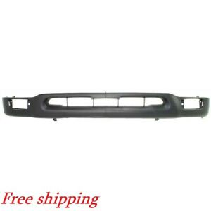 New For Toyota Tacoma Rwd Fits 2001 2004 Front Lower Valance Panel To1095131