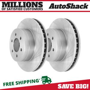 Front Brake Rotor Pair For 1997 2000 2001 2002 Dodge Dakota 1998 2002 Durango