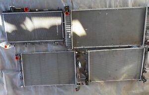 1996 1998 Honda Civic Radiator 190k Oem Lkq