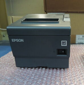 Epson Tm t88v M244a Pos Thermal Receipt Printer No Adapter Real Time Listing