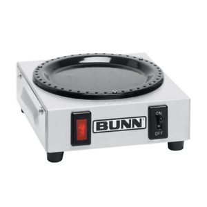 Bunn Wx1 Single Wx2 Double Burner Decanter Coffee Warmer Warm Plate 120v