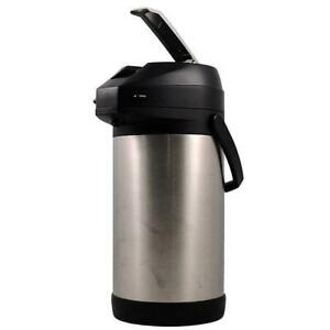 Stainless Steel Lined Airpot Coffee Server Dispenser 2 0 3 0l