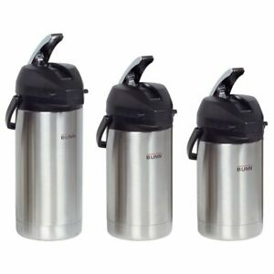 Bunn 2 5l 3 0l 3 8l Airpot Coffee Server Dispenser