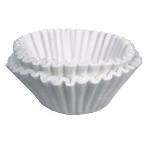 Bunn 20157 0001 12 5 X 4 75 Gourmet C Funnel Paper Coffee Filters 1000 Count