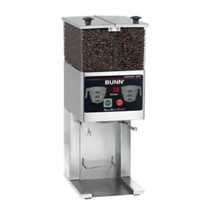 Bunn 36400 0000 Fpg 2 Dbc Stainless French Press Coffee Grinder