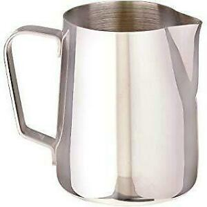 Krome Ss 304 Standard Milk Pitcher Frothing Cup Mirror Polish C055 C056 C057 C05