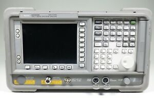 Keysight Used E4404b Esa e Spectrum Analyzer 9 Khz To 6 7 Ghz agilent