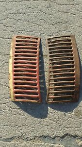 Cockshutt Tractor Front Nose Cone Grills Original Screens Co Op Grill Grille Oe