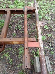 1955 1956 1957 1958 1959 Chevy Truck Bed Cross Sill Oem Original