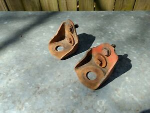 1955 1956 1957 1958 1959 Chevy Truck 235 261 Motor Mounts Mounting Bolts