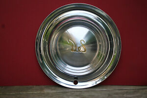 Set Of 4 1955 To 1957 Desoto Hubcaps