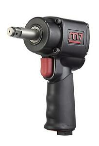 Mighty Seven 1 2 In Drive Mini Series Air Impact Wrench Nc 4620hq