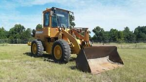 2001 Hyundai Hl720 3 Wheel Loader Finance Available