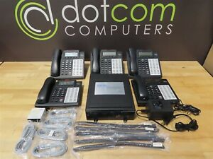 Esi 50 Communication Server Phone System With Lot Of 5 Esi 48 Key Password Reset