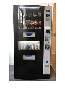 Great Deal 2 Used Vending Machines For 1 859 Seaga Hy900 See Description