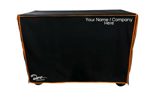 Custom Tool Box Cover By Dmarrco Fits Us General 72 In 18 Drawers Roller Cab