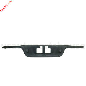 New For Toyota Tundra Fits 2007 2013 Rear Bumper Face Bar Step Pad Molding Trim