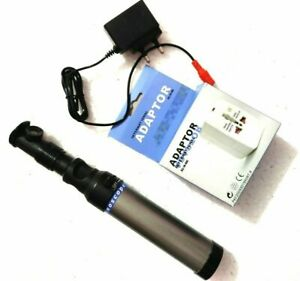 Free Shipping Brand New Rechargeable Streak Retinoscope With Box Medico