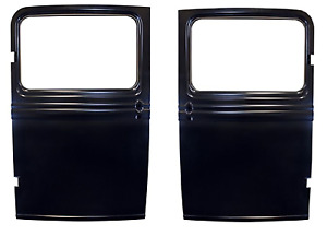 1932 1933 1934 Ford Truck Doors both Sides Pair Beautiful Reproduction