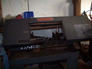 Ramco Horizontal vertical Metalcutting Band Saw Model Rs 90
