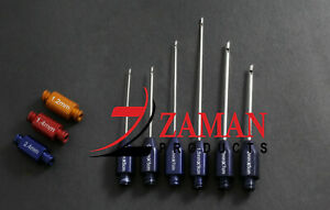 Luer Lock Water Injector Cannula Set Plastic Surgery Instruments By Zp
