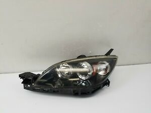 2006 2007 2008 2009 Mazda 3 Hatchback Driver Left Hid Xenon Headlight Lamp