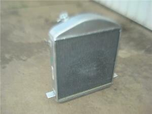 Griffin 4 224bx axx Aluminum 1924 1927 Ford T bucket Radiator chevy Engine