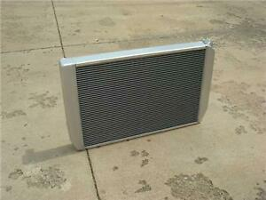 Griffin Aluminum Radiator Performance Fit 1969 1973 Ford midsize Body 8 00087