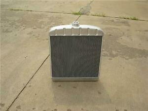 Griffin Aluminum Rat Rod Radiator 22 Tall 19 Wide 1928 30 31 Ford W trans Cool