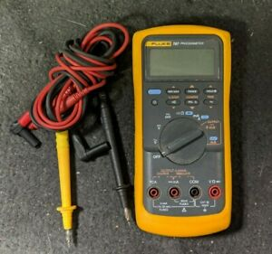 Fluke 787 Processmeter As Is No Case Preowned
