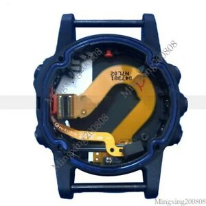 Gps Watch Front Housing Case Cover With Lcd Screen Touch For Garmin Fenix 5splus