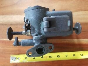 Fairbanks Morse Hit Miss Stationary Engine Carburetor Zaa4a1 Complete All Moves