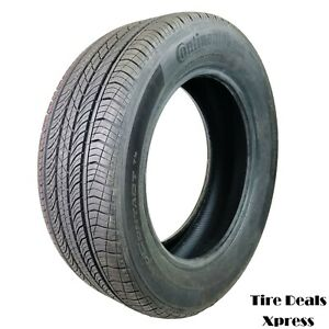2 two 215 55r16 Continental Pro Contact Xl New Factory Takeoffs 2155516 Tires