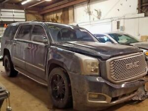 Console Front Floor Denali With Entertainment System Fits 15 Yukon 656193