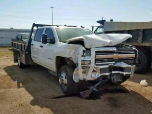 Driver Front Seat Bucket And Bench Fits 15 18 Sierra 2500 Pickup 657647