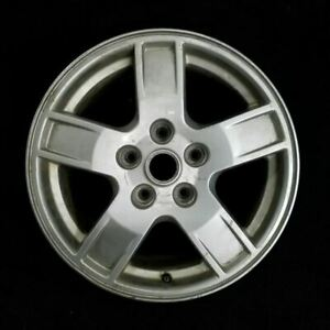 17 Inch Jeep Grand Cherokee 2005 2007 Oem Factory Original Alloy Wheel Rim 9053
