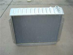 1957 1959 Ford Fairlane Griffin Aluminum Radiator