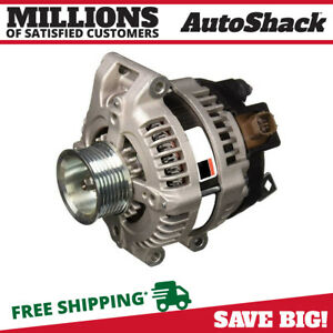 Auto Shack New Alternator 105 Amp