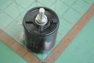 Spectrol Precision Potentiometer Mod 860 20k Ohm 3 Gov Surplus