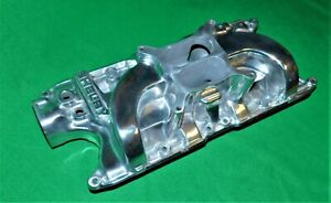 Ford Shelby Cobra Mustang 289 302 5 0 Aluminum Intake Manifold Polished