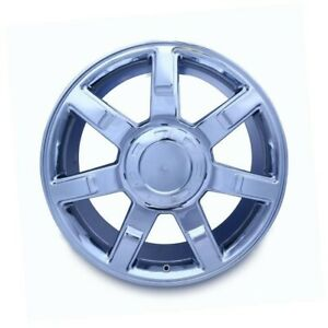 22 Oem Factory Spec Chrome Wheel Rim For Cadillac Escalade Esv Ext 07 14 5309a