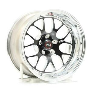 Weld Racing Rt S S77 Forged Aluminum Black Anodized Wheel 77hb7090a42a