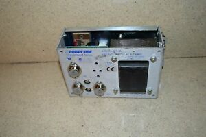 Power One Hn15 4 5 5 International Series Output 15 Vdc At 4 5 Amps bm