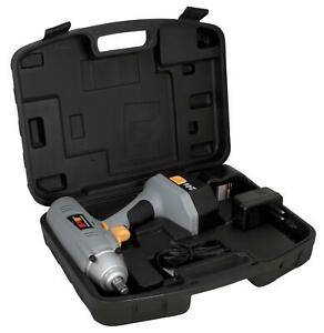 Performance Tool W50042 Impact Wrench Cordless 24 V 1 2 Drive Charger Each