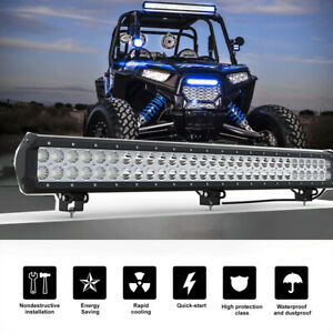 43 Inch 288w Curved Led Light Bar Combo Offroad Driving Lamp For Ford Truck