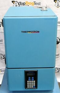 Thermotron Industries S 1 0 3800 Temperature Chamber Oven Controller Window