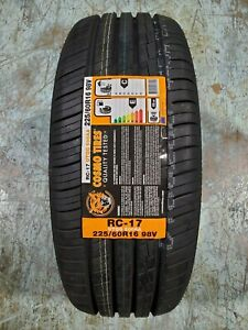225 60r16 Cosmo Rc 17 98v M s set Of 4