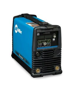 Miller Electric 907682 Tig Welder Maxstar 210str 120 To 480vac free Gifts